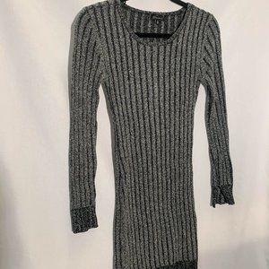 Dynamite sweater dress - size S - like new